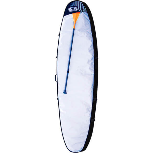 Ocean & Earth Compact Day Silver SUP Board Bag - Fits 1 Board - 9'