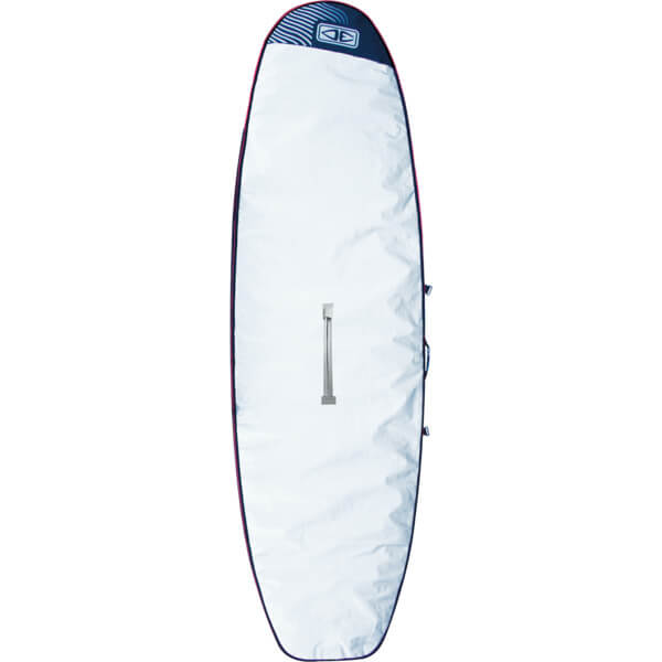 "Ocean & Earth Barry Basic Silver SUP Board Bag - Fits 1 Board - 37.5"" x 9'"