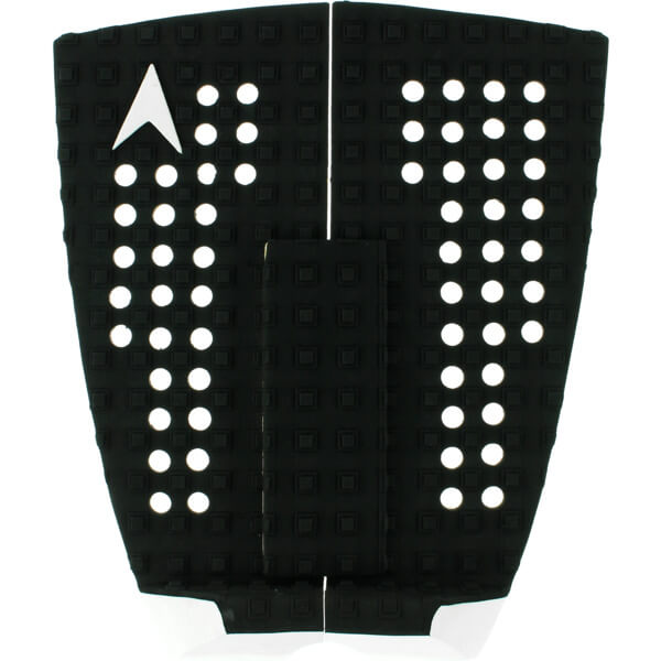 Astrodeck Nathan Fletcher 125 Dead Stopper Black Surfboard Traction Pad