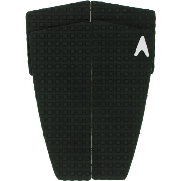Astrodeck 357 Black X-Large Longboard Tail Traction Pad