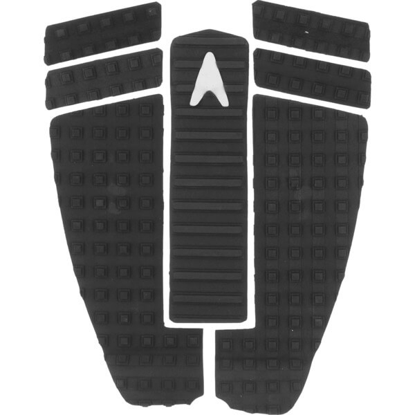 Astrodeck SK1 Beaker Black Surfboard Traction Pad