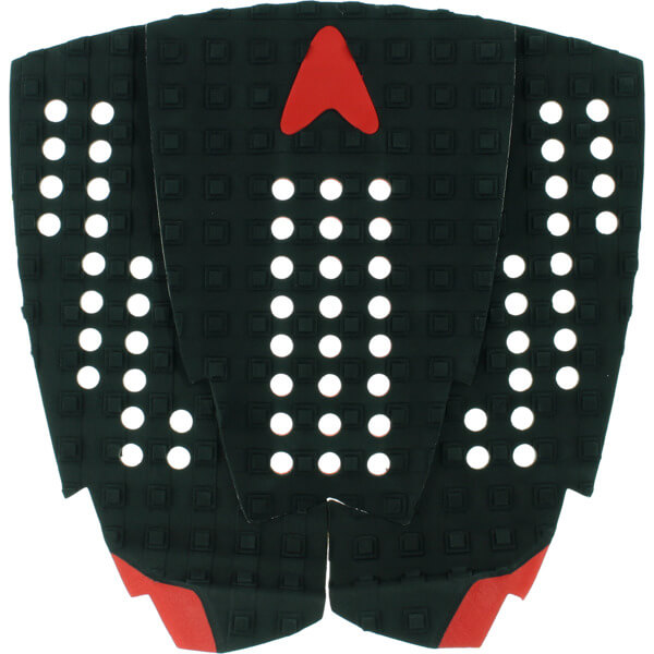 Astrodeck Christian Fletcher CF008 Black Surfboard Traction Pad