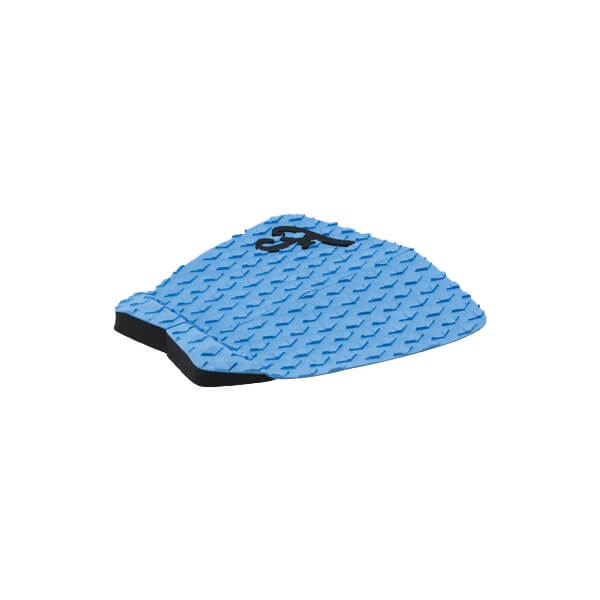 Famous Surf Deluxe F2 Blue Surfboard Traction Pad - 2 Piece