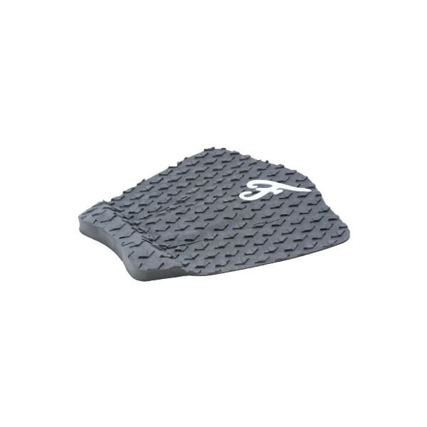 Famous Surf Deluxe F3 Coal Surfboard Traction Pad - 3 Piece