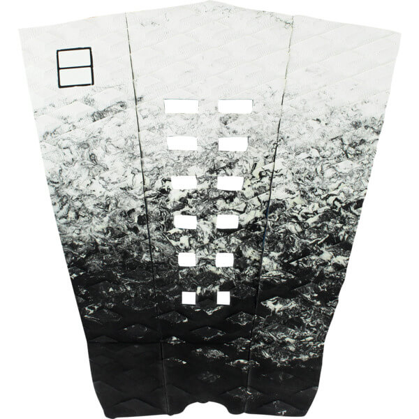 Sticky Bumps Team Black / White Fade Surfboard Traction Pad