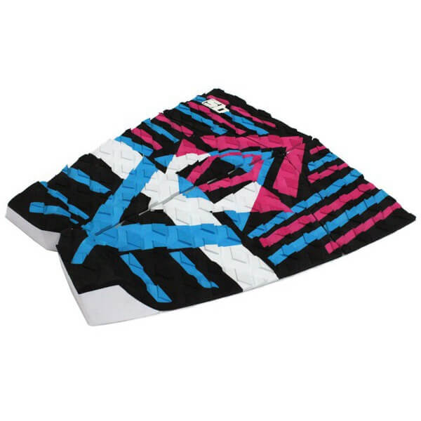 Sticky Bumps Prism Black / Pink Surfboard Traction Pad