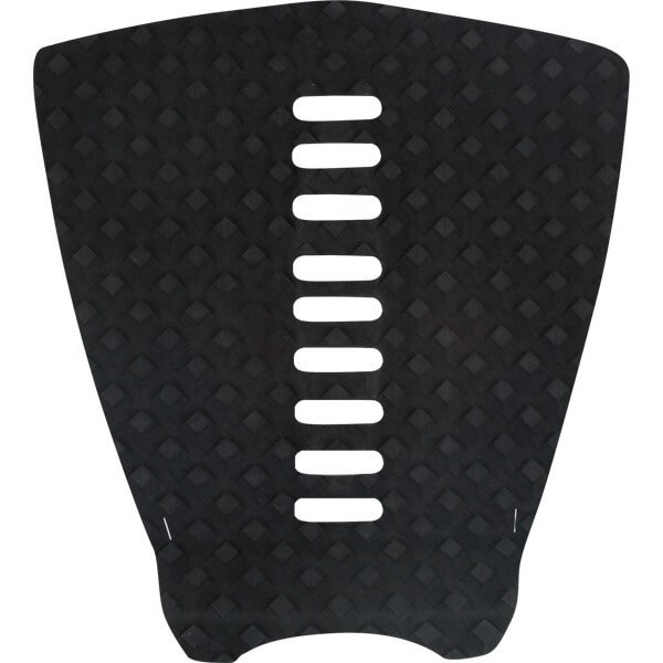 Stay Covered Decoy Black Surfboard Traction Pad - 1 Piece