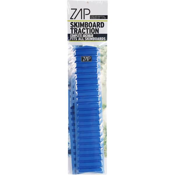 "Zap Deluxe Blue Skimboard Arch Bar - 31"""