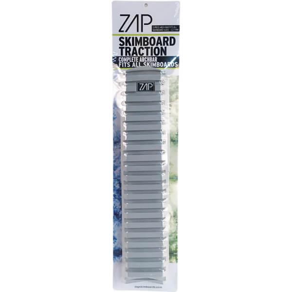 "Zap Deluxe Grey Skimboard Arch Bar - 31"""