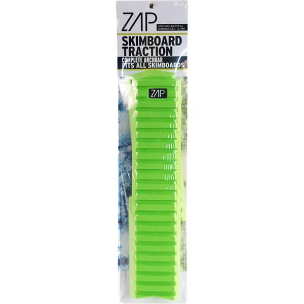 """Zap Deluxe Lime Skimboard Arch Bar - 31"""""""