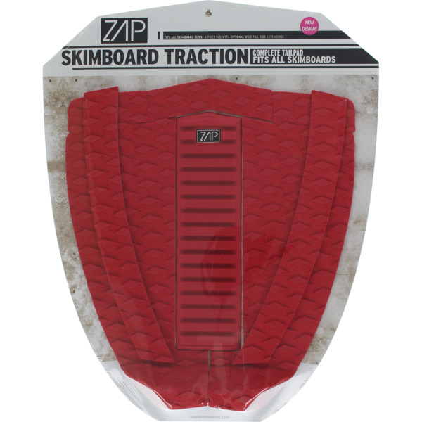 Zap Deluxe Red Tail Pad