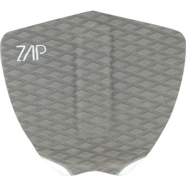 Zap Lazer Grey Skimboard Traction Pad