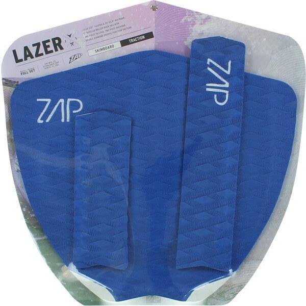 Zap Lazer Blue Tail / Arch Bar Set