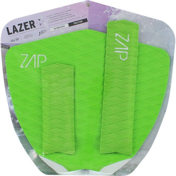 Zap Lazer Lime Tail / Arch Bar Set