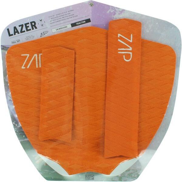 Zap Lazer Orange Tail / Arch Bar Set