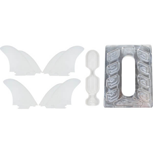 Fin-S Installation White Jig - Includes 7 Dummy Fins