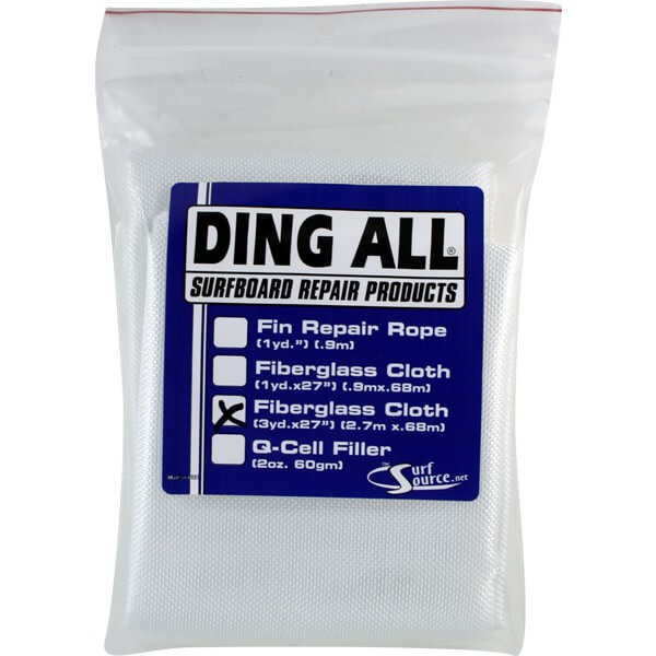 Ding All 4 oz. Fiberglass Cloth - 3 Yard Pack