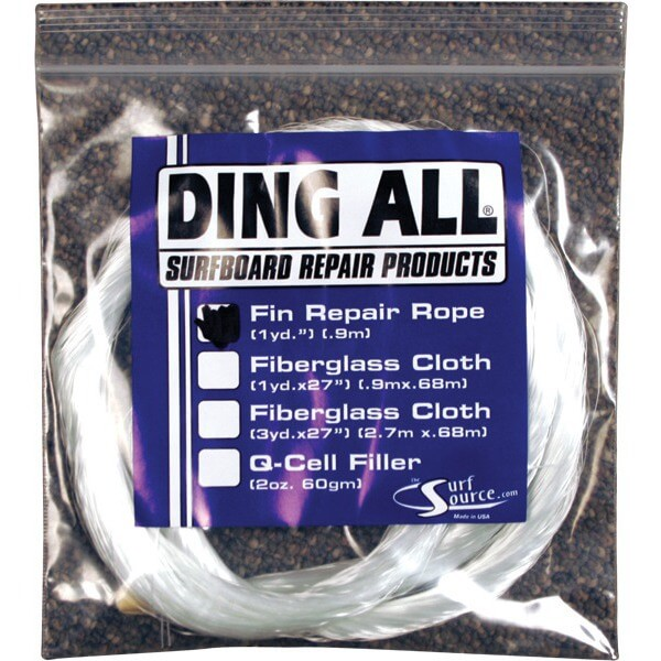 Ding All Fin Rope - 1 Yard