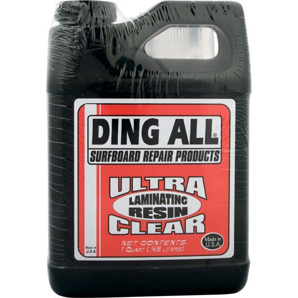 Ding All Laminating Resin - 1 Quart