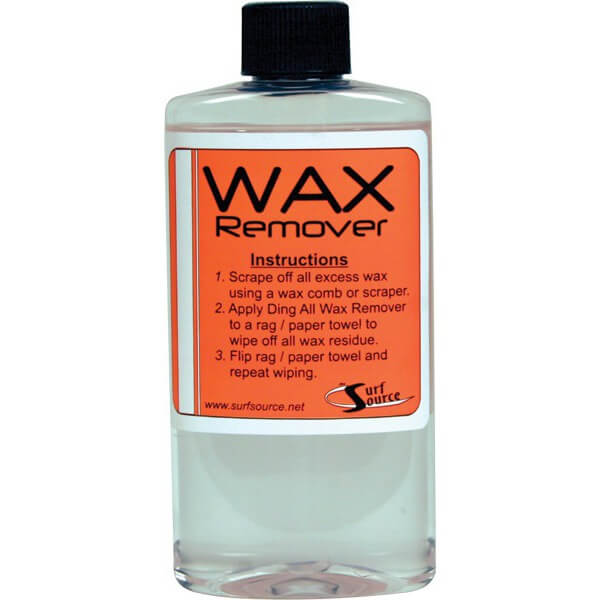 Ding All 4 oz Wax Remover