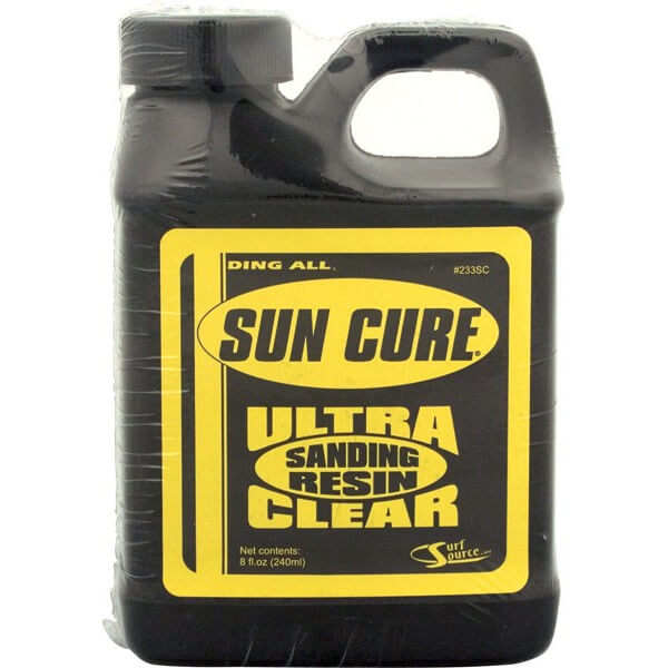 Sun Cure 8 oz Sanding Resin