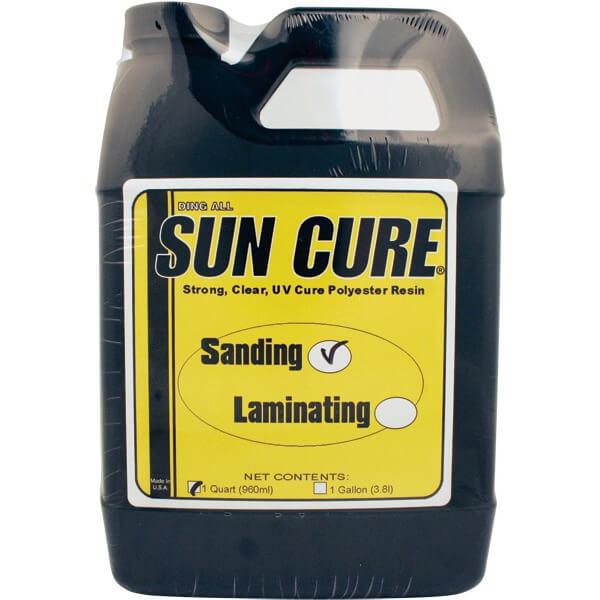 Sun Cure Ding All 1 Quart Sanding Resin