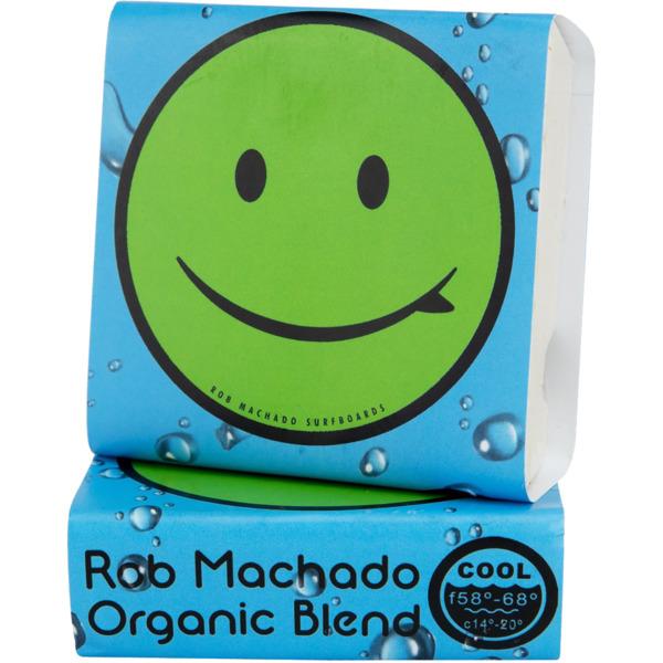 Bubble Gum Rob Machado Organik Cool Cool Wax - 58 - 68 Degrees