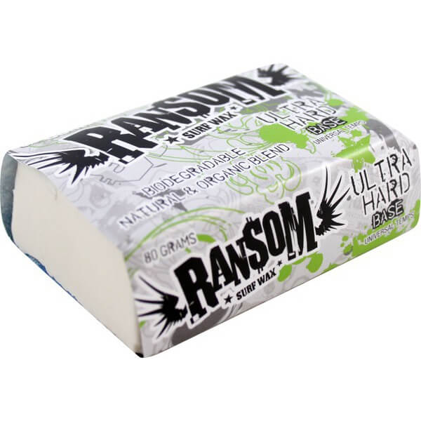 Ransom Surf Wax Junior Pro Basecoat Surf Wax