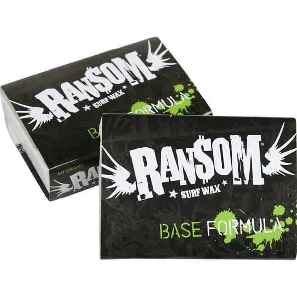 Ransom Surf Wax Basecoat Surf Wax