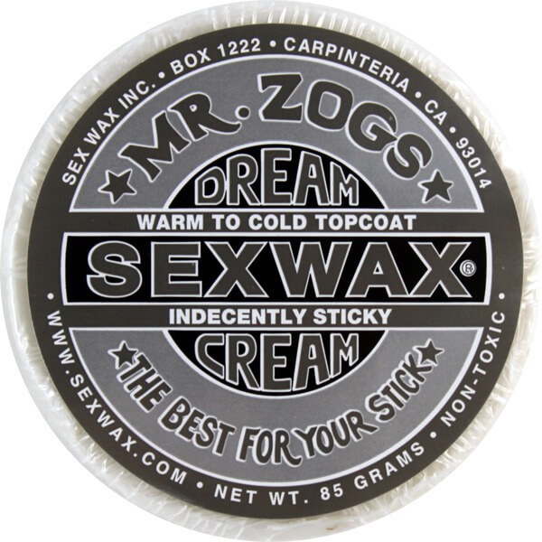 Sex Wax Dream Cream Platinum Warm / Cold Water Surf Wax