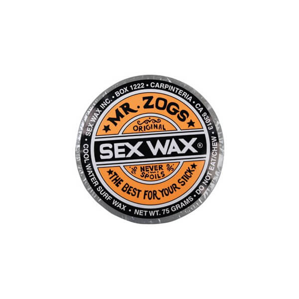Sex Wax Original Cool Assorted Colors Surf Wax