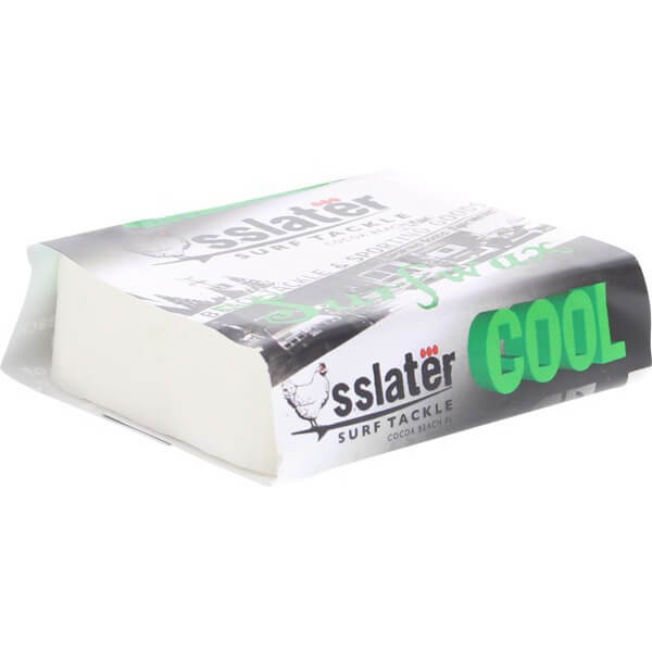 SSlater Surf Tackle Cool Surf Wax
