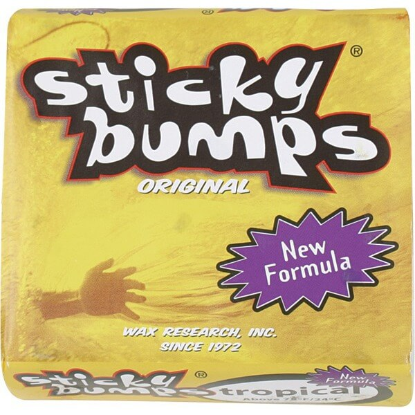 Sticky Bumps Original Tropical Water Surf Wax