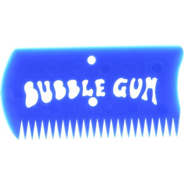 Bubble Gum Blue Wax Comb