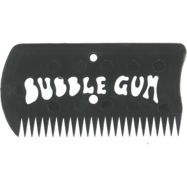 Bubble Gum Black Wax Comb