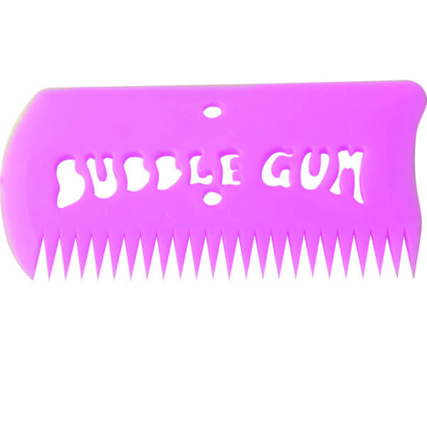 Bubble Gum Pink Wax Comb