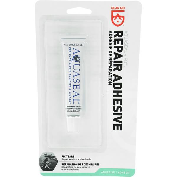 Gear Aid .75oz Aquaseal +FD Clear Repair Adhesive
