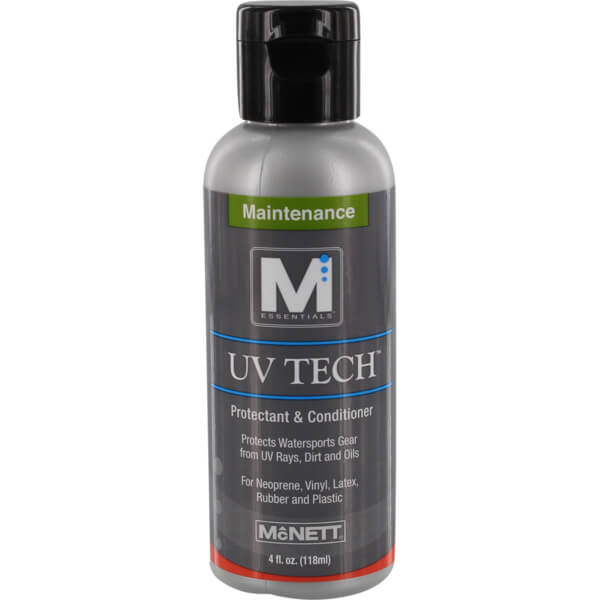 Gear Aid Wetsuit UV Tech 4 oz Spray Bottle Lubricant & Rejuvenator
