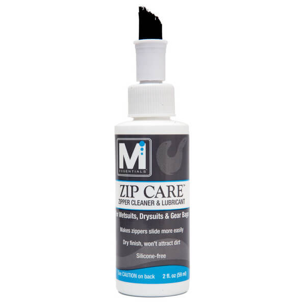 Gear Aid Wetsuit Zip Care 2 oz Bottle Cleaner & Lubricant