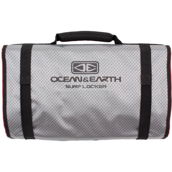 Ocean & Earth 3 Fold Silver Surf Locker