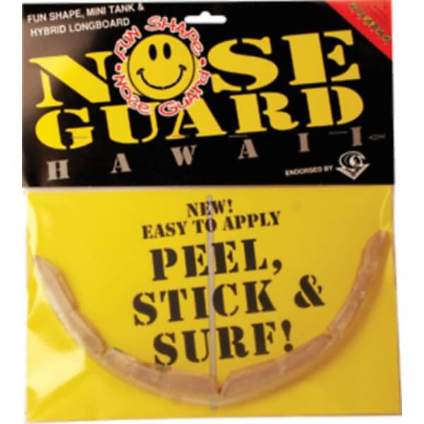Surfco Hawaii Funboard Smoke Nose Guard Kit