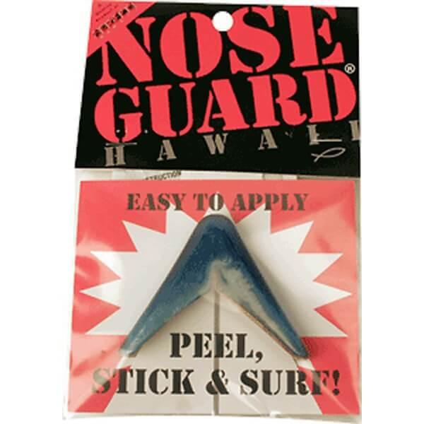 Surfco Hawaii Shortboard Blue Tint Nose Guard Kit