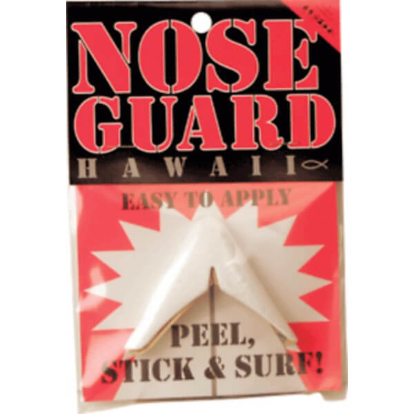 Surfco Hawaii Shortboard White Nose Guard Kit