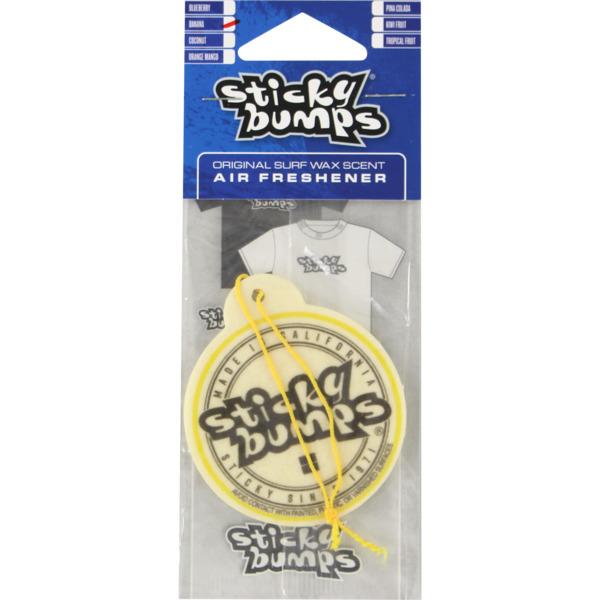 Sticky Bumps Stamp Banana Air Freshener