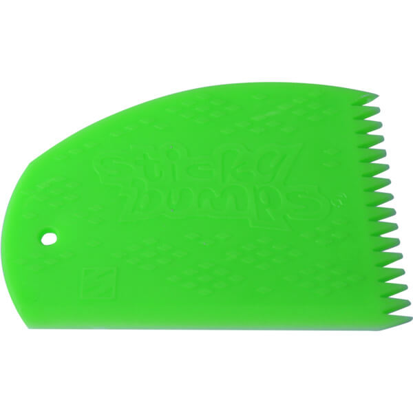 Sticky Bumps Green Wax Comb