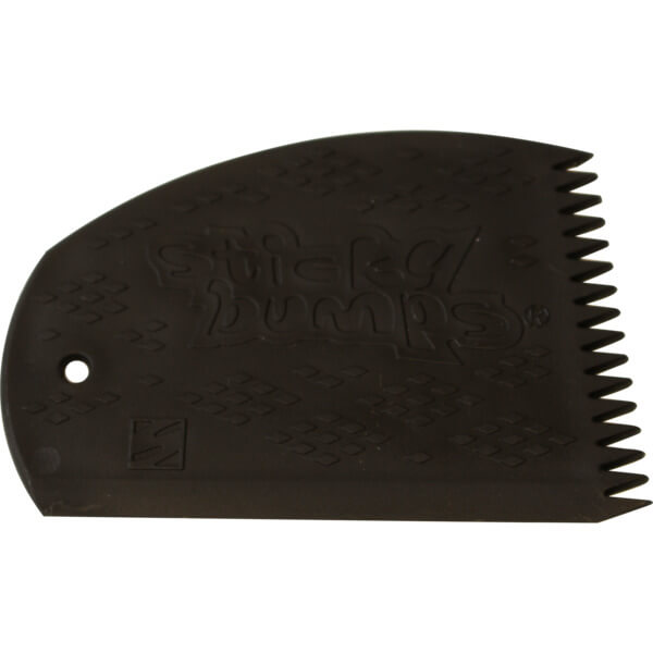 Sticky Bumps Black Wax Comb