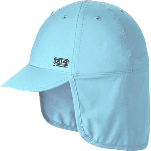 Ocean & Earth Kids Sunbreaker Aqua Beach Hat