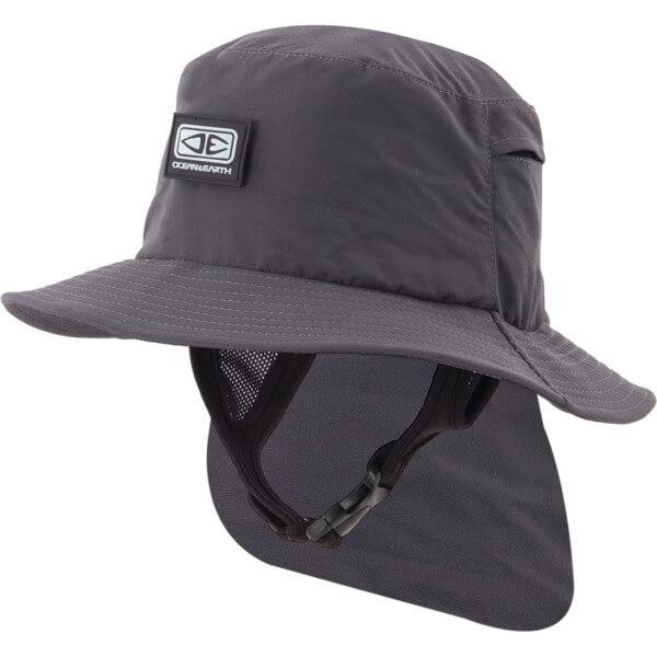 Ocean & Earth Boys Indo Stiff Peak Bucket Surf Hat