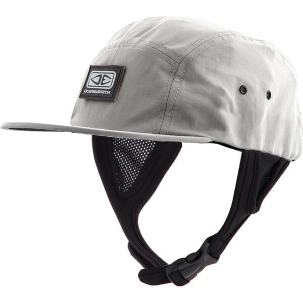 Ocean & Earth Mens Ulu Grey Snapback Surf Hat - Adjustable