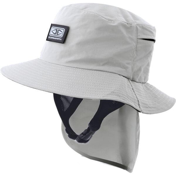 Ocean & Earth Mens Indo Stiff Peak Bucket Surf Hat